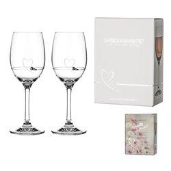Sdrcia - dva poháre na víno