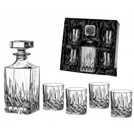 ster 5-dielny whisky set