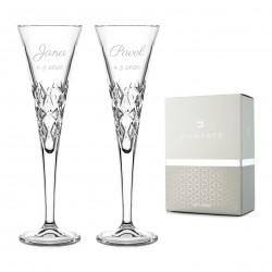 Iceberg dva svadobné poháre s gravírovaním zdarma!