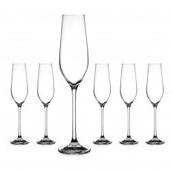 Auris - 6 pohárov na šampanské
