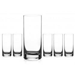 Auris - 6 vysokých univerzálnych pohárov
