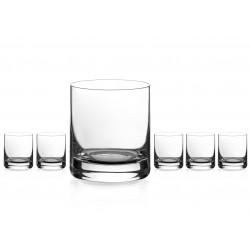 Auris - 6 nízkych univerzálnych pohárov