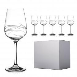Fantasy - 6 pohárov na biele víno