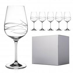 Fantasy - 6 pohárov na červené víno