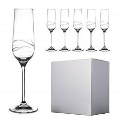 Fantasy - 6 pohárov na šampanské
