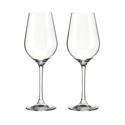 Dva Auris poháre na biele a ružové víno